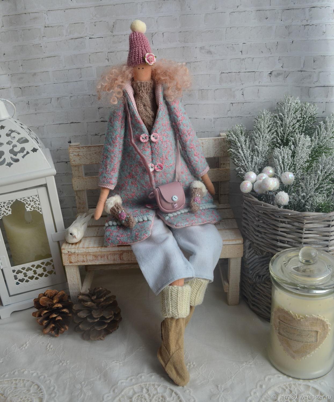Эвелин, Куклы Тильда, Ярославль,  Фото №1