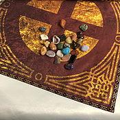 handmade. Livemaster - original item Tablecloth for runes 50h50 cm.. Handmade.