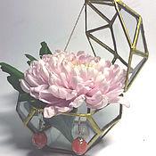 Свадебный салон ручной работы. Ярмарка Мастеров - ручная работа Шкатулка для колец, украшений 9х9. Handmade.