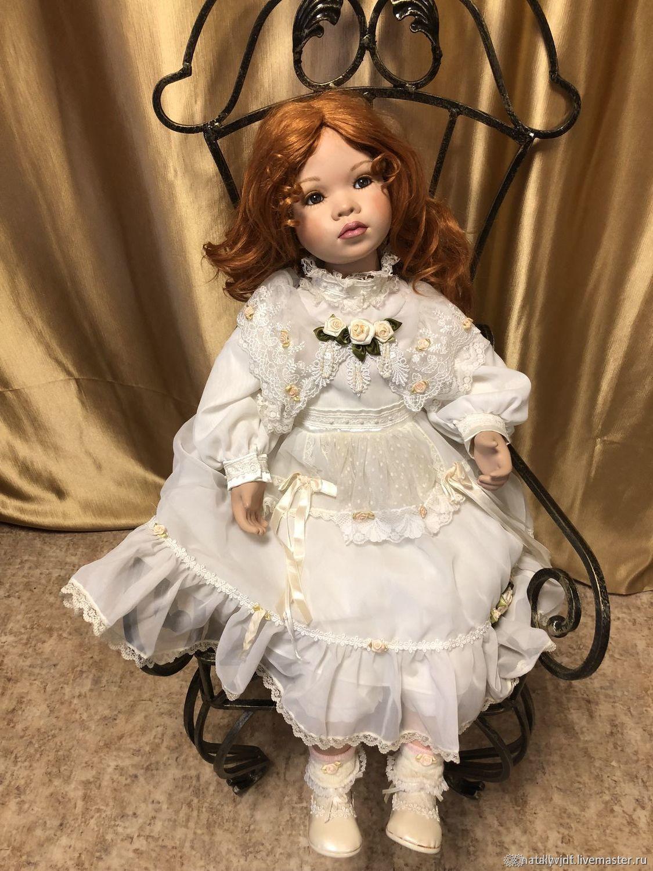 Винтаж: Красавица Эстер от Ширли, фарфоровая коллекционная кукла, Куклы винтажные, Коломна,  Фото №1