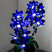 Для дома и интерьера handmade. Livemaster - original item Flower-lamp