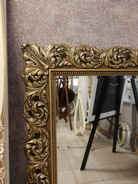зеркало в раме купить в москве