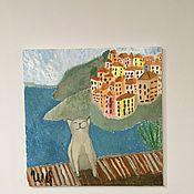Картины ручной работы. Ярмарка Мастеров - ручная работа Бриз. Handmade.