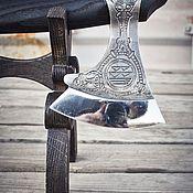 Сувениры и подарки handmade. Livemaster - original item Axe Viking. Handmade.
