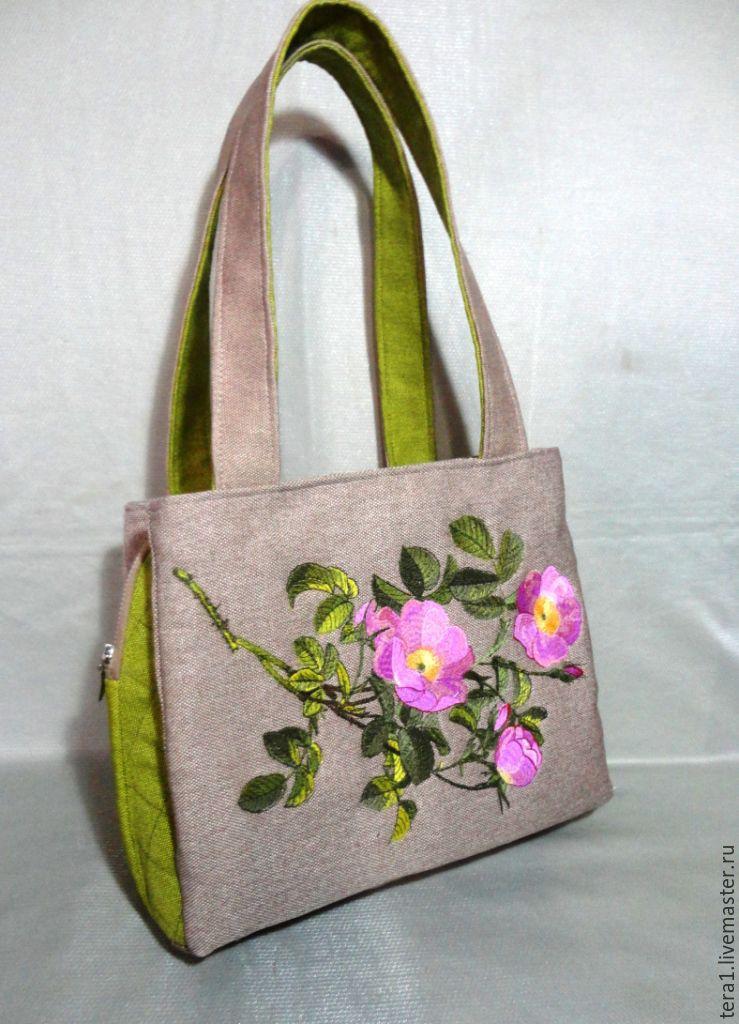 Bag with three parts rose Hips, Classic Bag, Krasnodar,  Фото №1