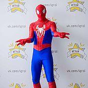 Одежда handmade. Livemaster - original item Spiderman costume. Handmade.