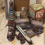 Для дома и интерьера handmade. Livemaster - original item Sleeping tired toys - 4 (set). Handmade.