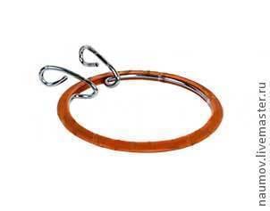 №1 - диаметр 8,5см, цвет коричневый