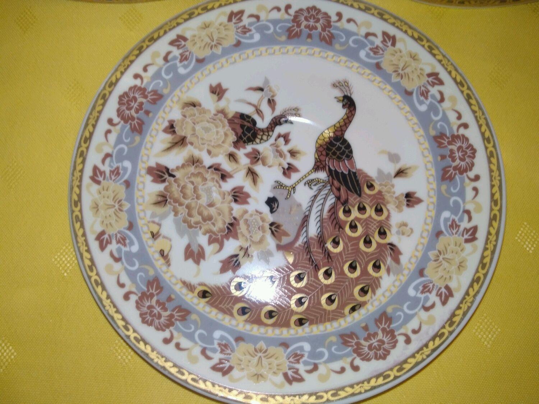 Винтаж: 3 шт,десертные тарелочки, Япония, Тарелки винтажные, Тольятти,  Фото №1