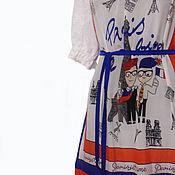 """Одежда ручной работы. Ярмарка Мастеров - ручная работа Бохо-платье """"VETER-10"""". Handmade."""