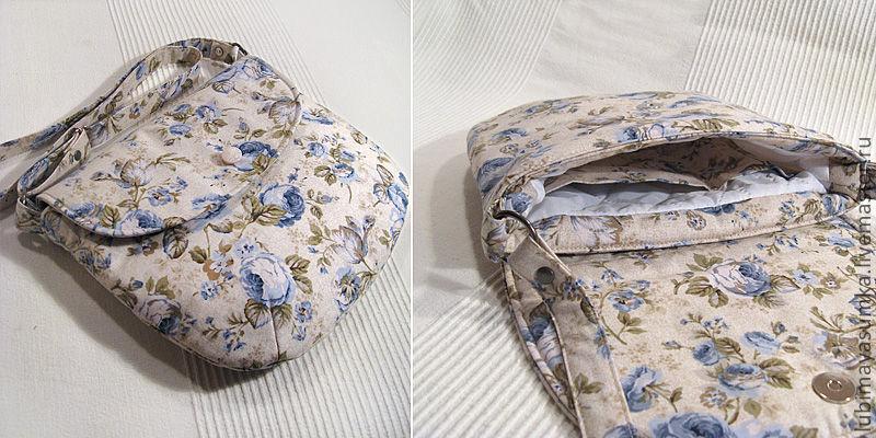 Сшить маленькую сумочку своими руками