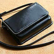 Сумки и аксессуары handmade. Livemaster - original item Bags: Handbag-pouch for documents. Handmade.