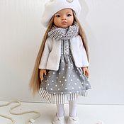 Одежда для кукол ручной работы. Ярмарка Мастеров - ручная работа Комплект одежды для кукол паола Рейна. Handmade.
