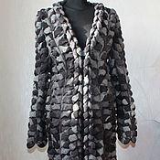 Одежда handmade. Livemaster - original item Cardigan Asian spike. Handmade.