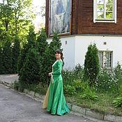 Костюмы для кослпея ручной работы. Ярмарка Мастеров - ручная работа Платье в средневековом стиле. Handmade.