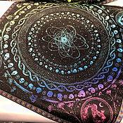 handmade. Livemaster - original item Table cloth for divination 50h50 cm.. Handmade.
