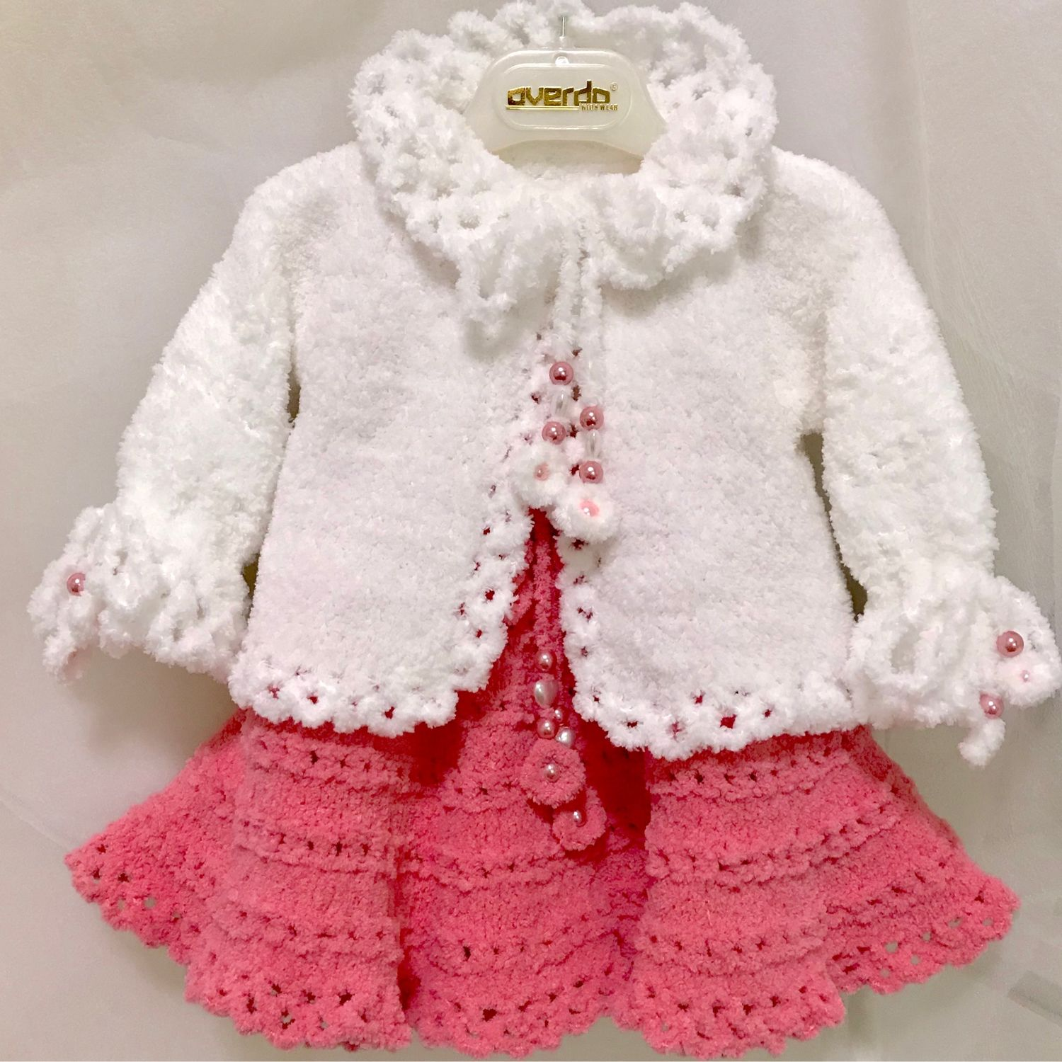 Set of clothes for a girl ' Elya», Baby Clothing Sets, Dzhubga,  Фото №1