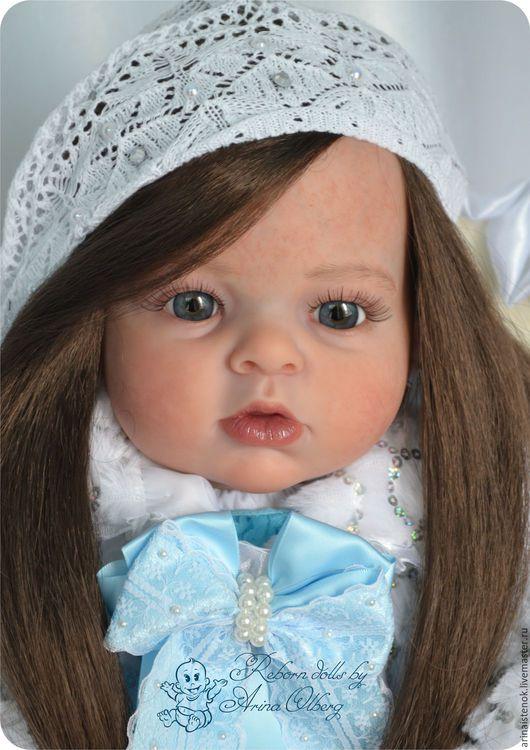 Куклы-младенцы и reborn ручной работы. Ярмарка Мастеров - ручная работа. Купить МАРГАРИТКА (молд Arianna by Reva Schick). Handmade.