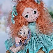 """Куклы и игрушки ручной работы. Ярмарка Мастеров - ручная работа Кукла """"Сашенька"""". Handmade."""