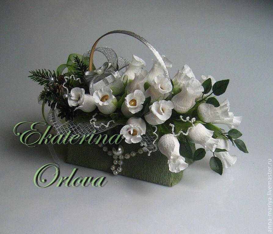 сладкие сумочки с розами из конфет своими руками страна мастеров