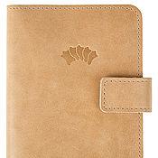 Сумки и аксессуары handmade. Livemaster - original item Leather wallet driver