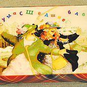 """Для дома и интерьера ручной работы. Ярмарка Мастеров - ручная работа Купюрница  """"Сумасшедшие бабки"""". Handmade."""