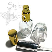 Материалы для творчества handmade. Livemaster - original item A small perfume bottle 12 ml. Handmade.