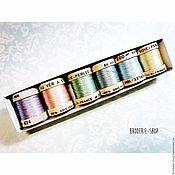 "Материалы для творчества handmade. Livemaster - original item Silk 100% ""Au Ver Soie"",( France). Handmade."