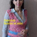 Ларисочка вязание на заказ - Ярмарка Мастеров - ручная работа, handmade