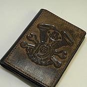 Сумки и аксессуары handmade. Livemaster - original item purse for the biker.. Handmade.