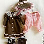 Куклы и игрушки ручной работы. Ярмарка Мастеров - ручная работа Одежда и аксессуары для кукол. Handmade.