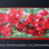 Сумки и аксессуары handmade. Livemaster - original item Leather wallet women`s Maki purse red purse women`s. Handmade.
