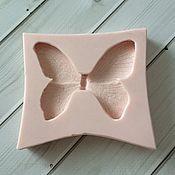 Материалы для творчества handmade. Livemaster - original item Form for soap and candles Butterfly ( USA silicone). Handmade.