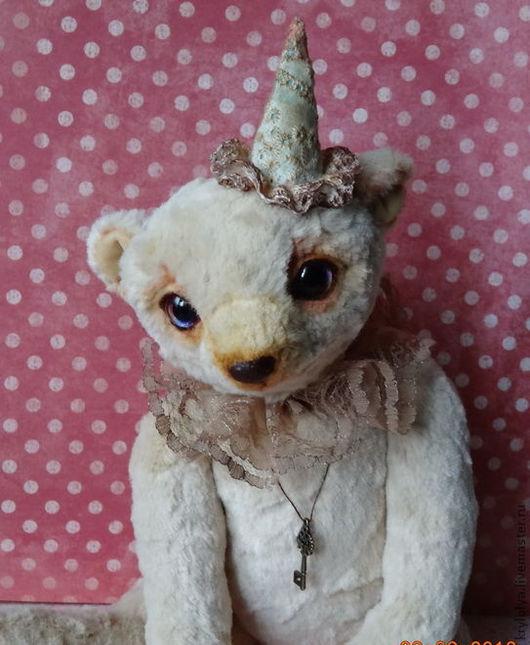 Мишки Тедди ручной работы. Ярмарка Мастеров - ручная работа. Купить Авторский мишка Тедди.Мортон,37,5  см. Handmade.