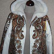 Одежда ручной работы. Ярмарка Мастеров - ручная работа Куртка женская. Handmade.