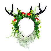 Субкультуры handmade. Livemaster - original item Forest Horns