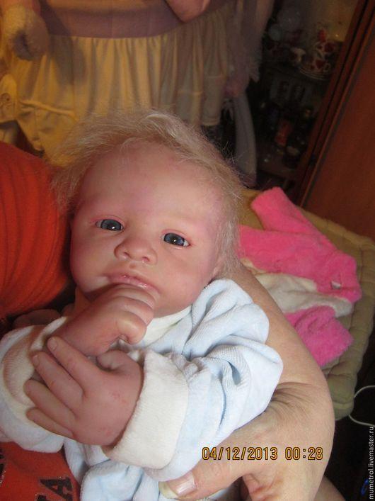 Куклы-младенцы и reborn ручной работы. Ярмарка Мастеров - ручная работа. Купить Кукла реборн  Виолетта   .(моя работа). Handmade.