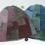 handmade. Livemaster - original item Knitted hat-pumpkin hat-cap hat-onion. Handmade.