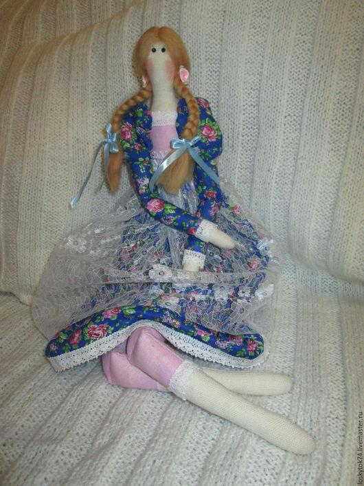 Куклы Тильды ручной работы. Ярмарка Мастеров - ручная работа. Купить Полина. Handmade. Подарок девушке, подарок