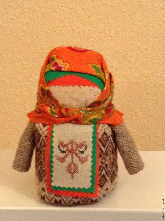 Кукла Зерновушка Готовая работа