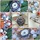 Часы браслет из натуральных камней Немного солнца в холодной воде (вспоминая Франсуазу)