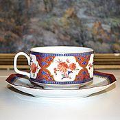 Винтаж handmade. Livemaster - original item A COUPLE of TEA Alka Keiser Germany. Handmade.