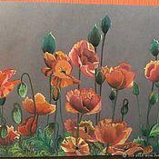 Картины и панно handmade. Livemaster - original item Painting pastel