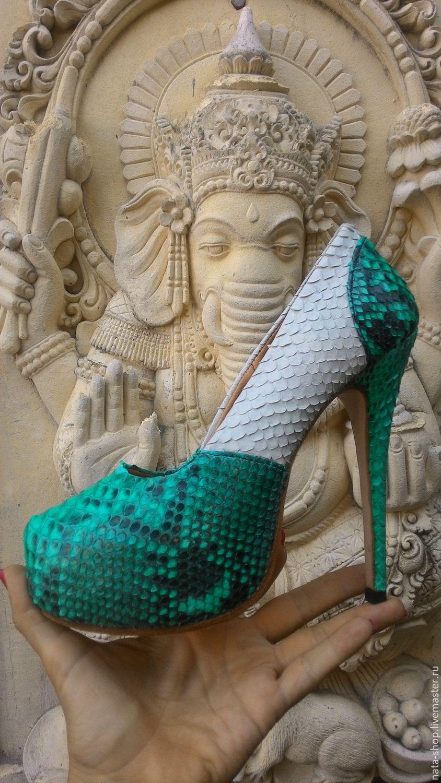 Туфли на платформе, Обувь, Денпасар, Фото №1