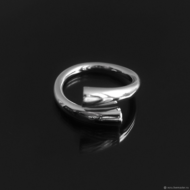 Серебро 925 пр. Кольцо, Фурнитура, Москва,  Фото №1