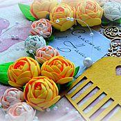 Подарки к праздникам ручной работы. Ярмарка Мастеров - ручная работа Фотоальбом для маленькой принцессы Лизаветы. Handmade.