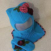 Работы для детей, ручной работы. Ярмарка Мастеров - ручная работа шапка - шлем. Handmade.