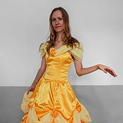 Одежда handmade. Livemaster - original item Princess Belle. Scenic suit/Carnival costume. Handmade.
