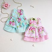 Одежда для кукол ручной работы. Ярмарка Мастеров - ручная работа Платье для Куклы паола Рейна. Handmade.