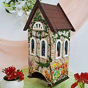 Для дома и интерьера handmade. Livemaster - original item Tea house English cottage. Handmade.